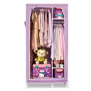 portable cupboard plastic folding cloth closet custom made