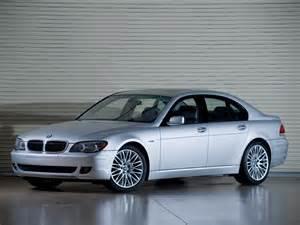 E66 Bmw Bmw 7 Series E65 E66 2005 2006 2007 Autoevolution