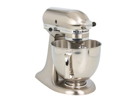Custom Kitchenaid Stand Mixer by Kitchenaid Ksm152ps Custom Metallic Series 5 Qt Stand