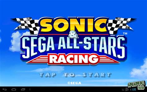 sonic all racing apk sonic sega all racing apk sonic sega all racing для андроид скачать игры скачать