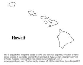 us map outline with hawaii hawaii to maryland us county maps