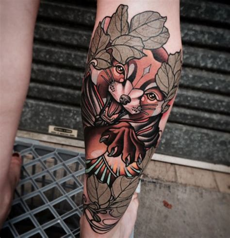 new school tattoo gold coast jacob gardner tattoo artists in australia skinink