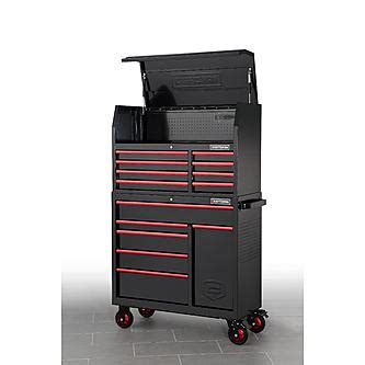 Craftsman Drawer by Craftsman 41 Inch 8 Drawer Soft Top Chest Black