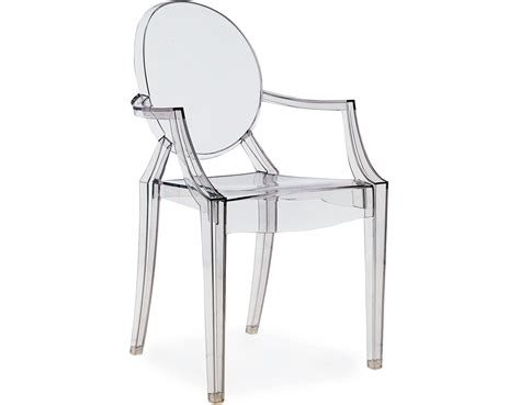 designapplause louis ghost chair philippe starck