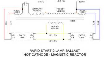 f40 t12 2 l ballast schematic type1 ecn electrical forums