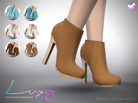 by simplicaz tags boots shoes flats female sims3 dashakirilova sims3 boots archives page 9 of 29 sims 4 downloads
