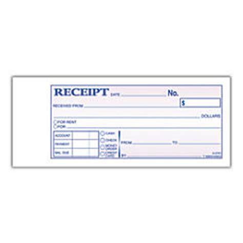 Lumper Receipt Template by Moneyrent Receipt Books 7 316 X 2 34 3 Part