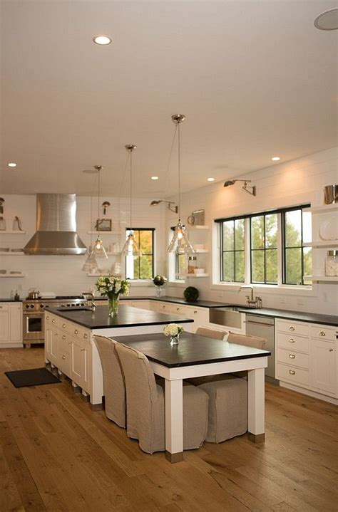 Island Table Kitchen Best 25 Kitchen Island Table Ideas On Kitchen Island And Table Combo Kitchen