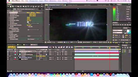 cara membuat opening title video membuat opening title sederhana part 2 youtube