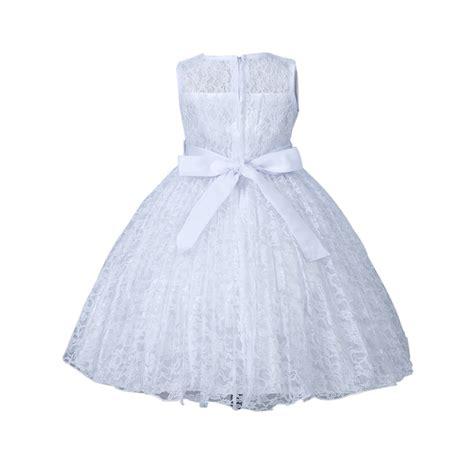 Kid Dress Lace flower kid dress lace princess formal pageant wedding