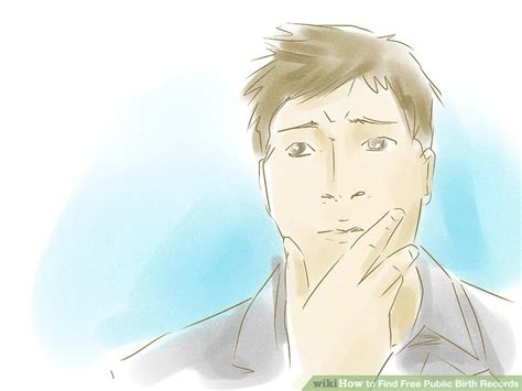 How To Find Birth Records 3 Ways To Find Free Birth Records Wikihow