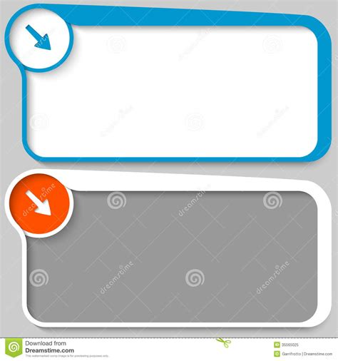 text box design frame vector text box and arrow stock vector image of cover circle