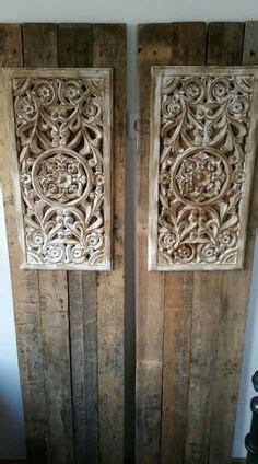 zimmer gestalten ideen 5241 houten paneel 40x85 cm rubberen deurmat krijtverf