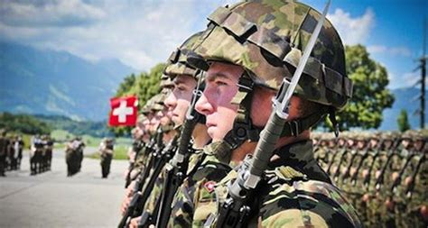 1950 Homes by Without Conscription Who Will Defend Swiss The Local