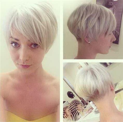 Short blonde hairstyles 2016