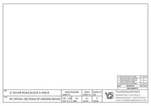 Autocad Title Block Template by Title Blocks For Cad