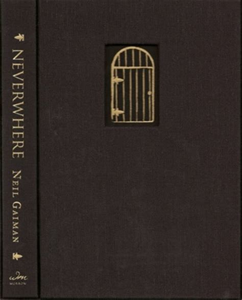 neverwhere the author s preferred text