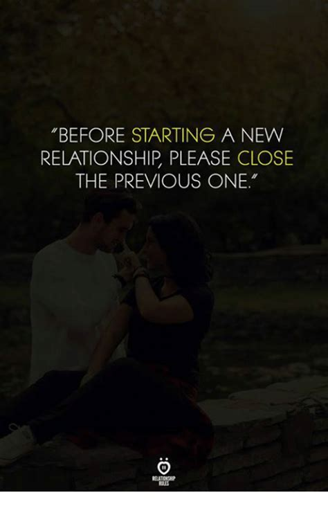 Top 12 Tips For Starting A New Relationship 25 best memes about starting a starting a memes
