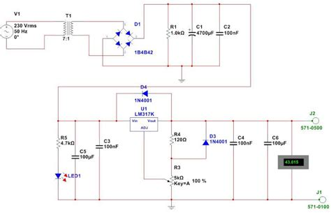 variable capacitor multisim the answer is 42 april 2012