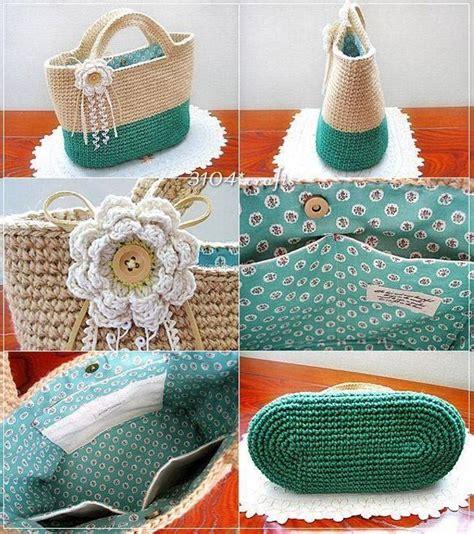 crochet bag pattern video 50 crochet bag patterns upcycle art