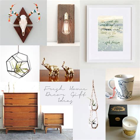 gift ideas for home decor home decor gift ideas vintage home