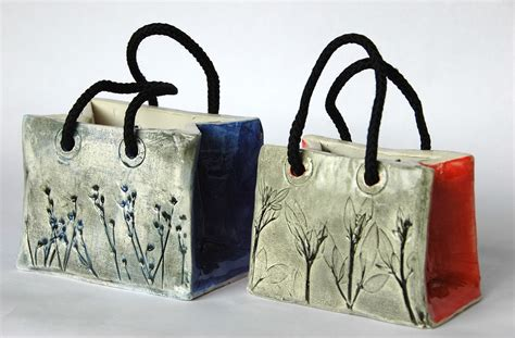 10 Things Made Of Ceramic - the paper bags made of clay
