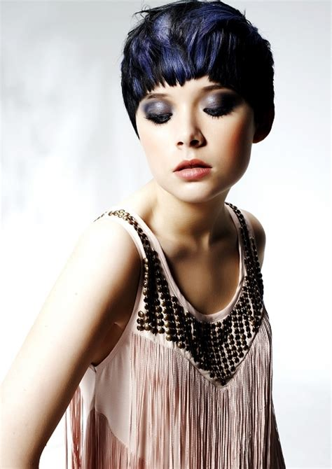 hairstyles with dyed bangs friendz salon making bowling green look better in 2012