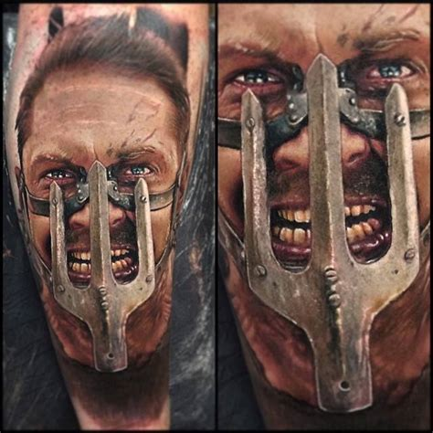 mad max tattoo mad max tattoos by paul acker sick tattoos