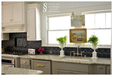 diy chalkboard backsplash 15 easy to make diy kitchen backsplash ideas you need to see