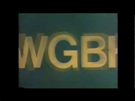 wgbh boston presents logo (1972 1977) youtube