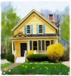 Yellow House Realty by 1000 Images About Yellow Houses On Yellow