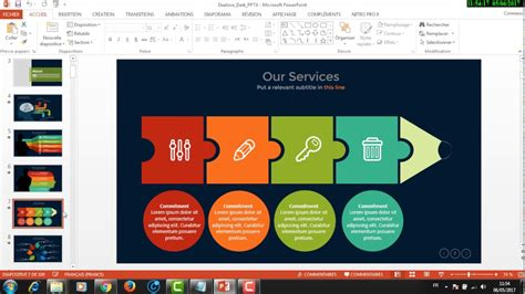 Powerpoint Template 2017 2018 Youtube Powerpoint Templates Microsoft