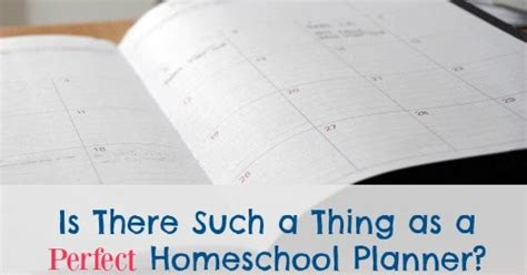 Is There Such A Thing As Home Detox From is there such a thing as a homeschool planner