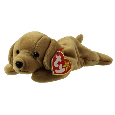 beanie baby puppy ty beanie baby fetch the 8 5 inch bbtoystore toys plush trading cards