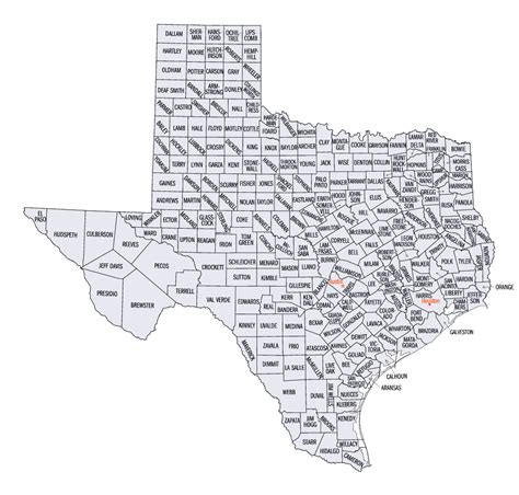 texas state county map texas state maps interactive texas state road maps state maps