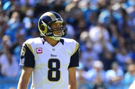 do the rams play today rumors 5 teams who could look at the qb