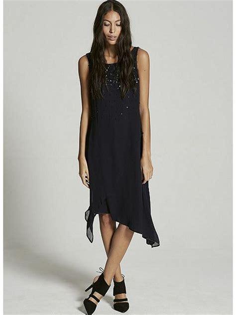 Navy Asimetric Dress mint velvet navy sequin asymmetric dress house of fraser
