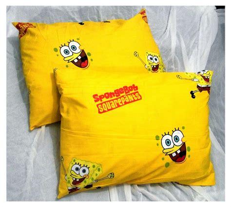 Jual Lu Tidur Spongebob jual sarung bantal tidur motif spongebob isi 2pcs vater