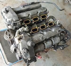 Jaguar Engine Parts Bare Engine Xb Jaguar X Type 2 5 V6 2001