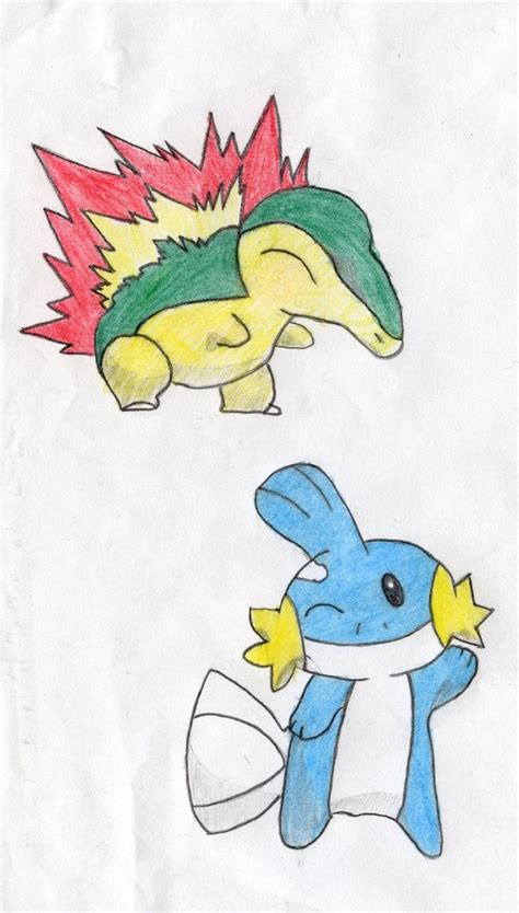color in cyndaquil by newdeadmaninc on deviantart cyndaquil and mudkip by superstar2012 on deviantart