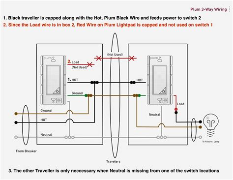 electrical three way switch wiring diagram three way