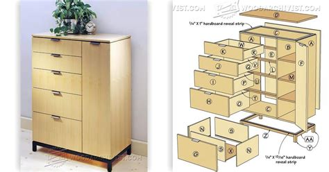 25 Amazing Wardrobe Woodworking Plans Egorlin Com Computer Armoire Plans