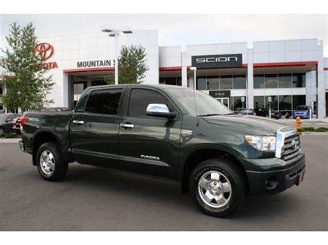 Used Toyota Tundra Crewmax 4x4 For Sale Used 2008 Toyota Tundra Limited Crewmax 4x4 For Sale
