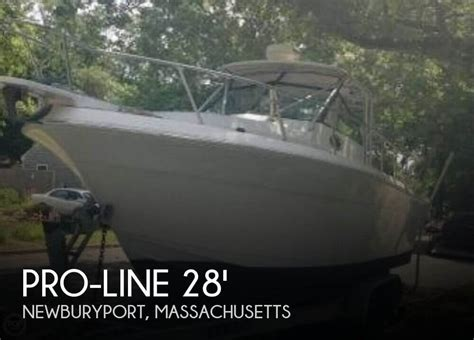 proline boats for sale in massachusetts pro line 28 offshore walkaround boat for sale in