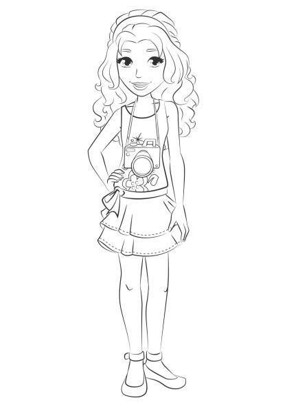 lego friends coloring pages emma coloriage coloriage friends emma coloring pages