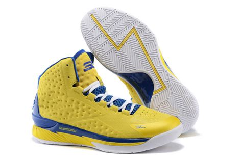 Schuhe Stephen Curry 2015 Schuhe Armour Curry 3 C 163 167 2015 limited yellow blue black curry basketball shoes