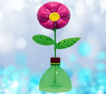como hacer flores de botellas de plastico paso a paso como hacer flores de botella reciclado home manualidades