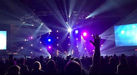 led lights for church