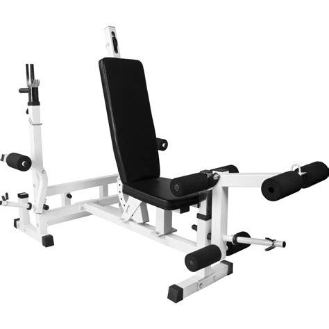 Musculation Banc by Banc De Musculation Universel Avec Support Pour Halt 232 Res