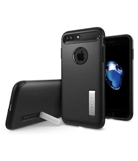 Plain Mobile Iphone 7 7 Plus spigen iphone 7 plus back slim armor black plain